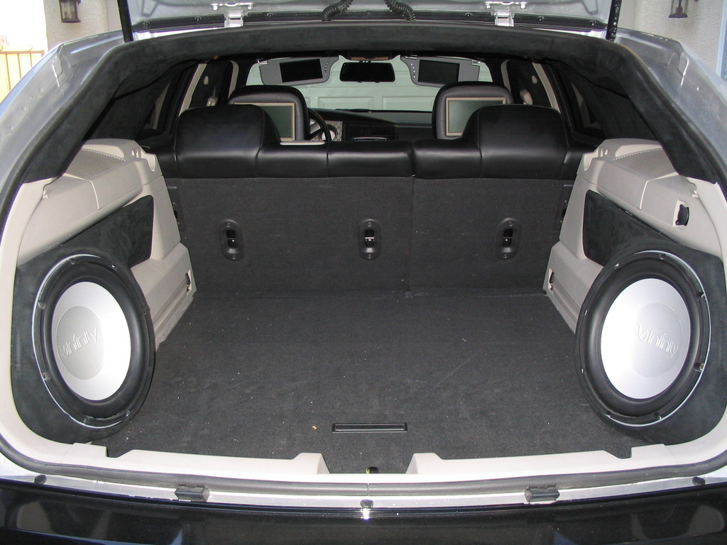 ThunderForms - Vehicle Specific Car Audio Subwoofer Enclosures