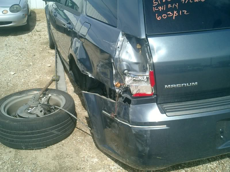 Worst Car Wreck Picture Thread