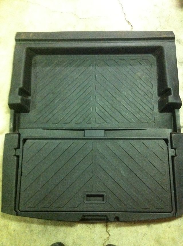 Dodge Magnum Cargo Mat And Organizer Oem Trunk Tray