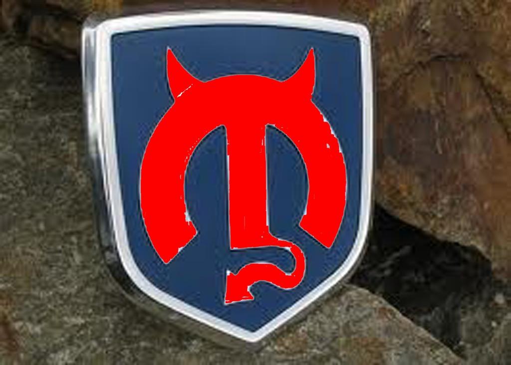 Mopar Badge