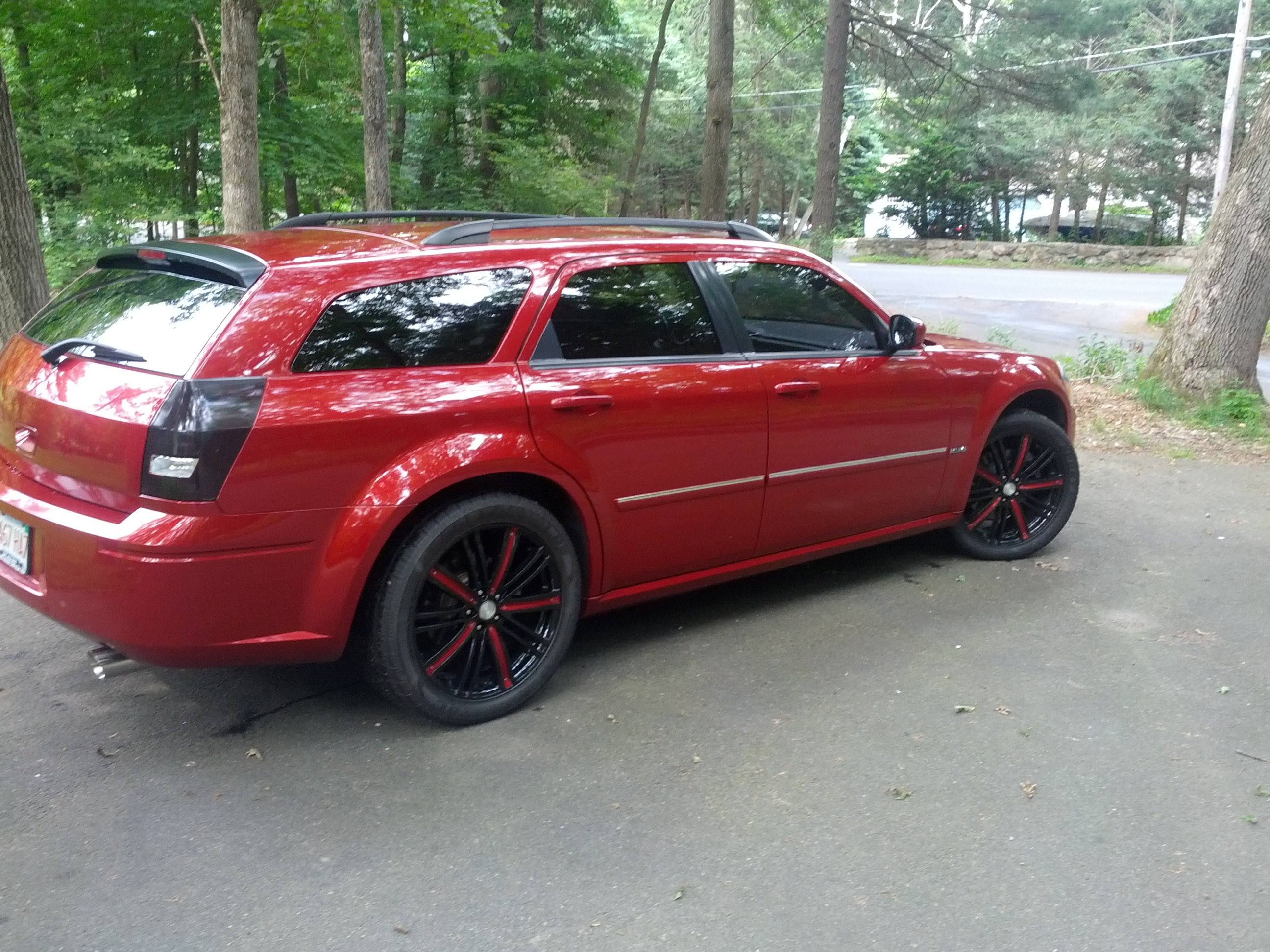 2006 Dodge Magnum R T Awd Related Infomation Specifications Weili