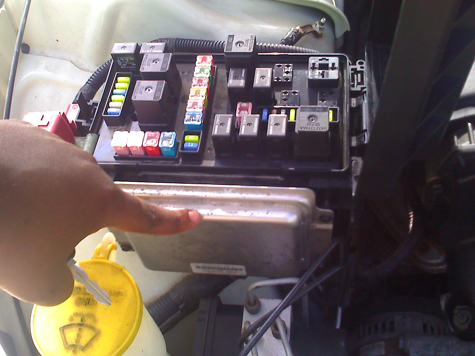 2009 charger fuse box Gallery