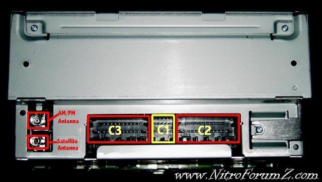 Dodge Radio Wiring Diagram As Well Pioneer Avh Wiring Harness Diagram