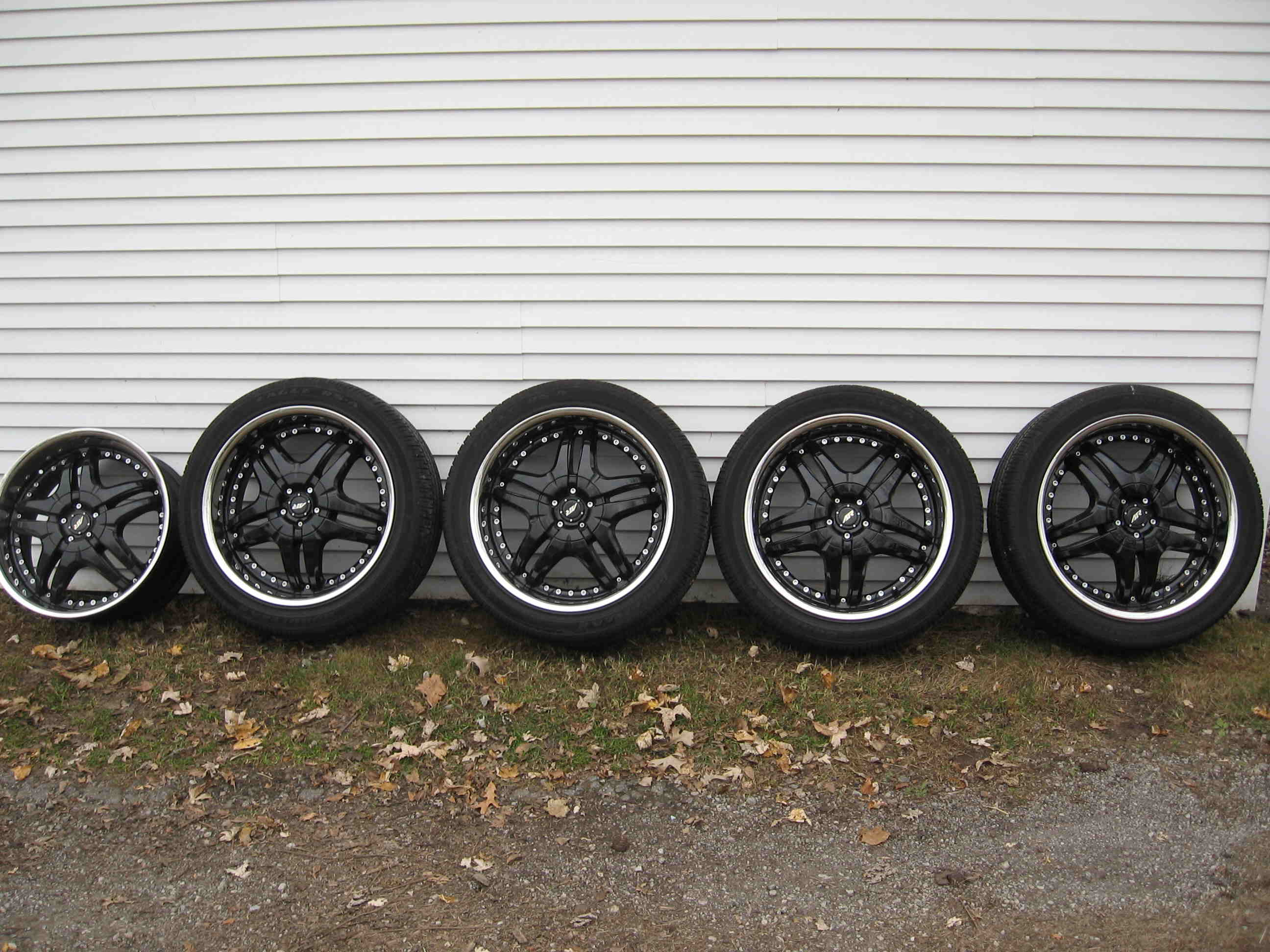 20 Inch Rims And Tires For Sale