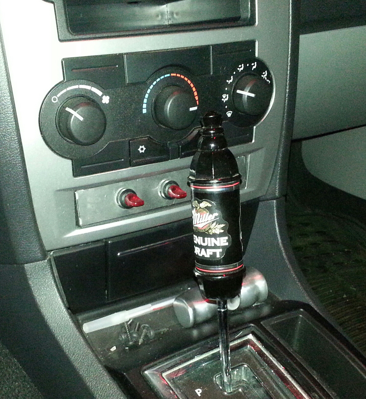Custom Shift Knobs