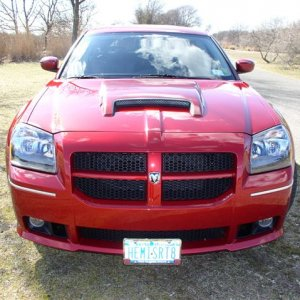 dodge magnum old school joe
