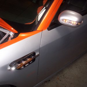 New Led Fender Vent Lites