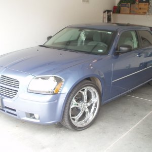 My First Dodge Magnum